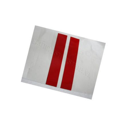 Rode banden per 2 stuks ST200734