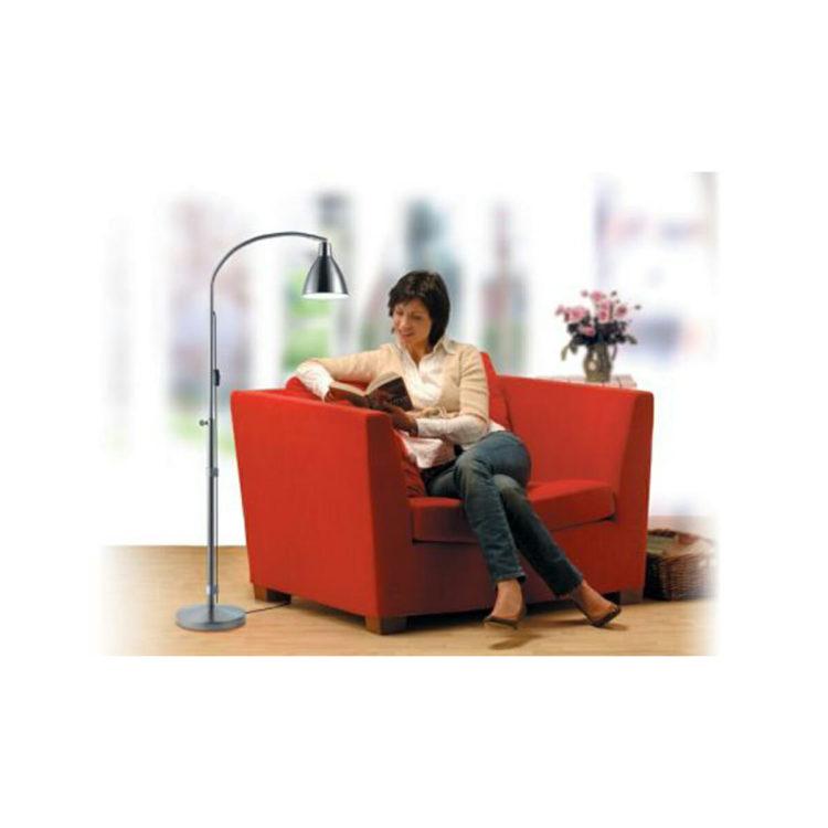 Daylight Flexi-vision staande lamp