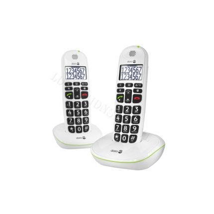 Doro phoneEasy 110 duoset wit ST550187