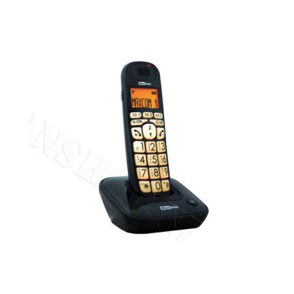 Maxcom MC 6800 DECT zwart ST572018