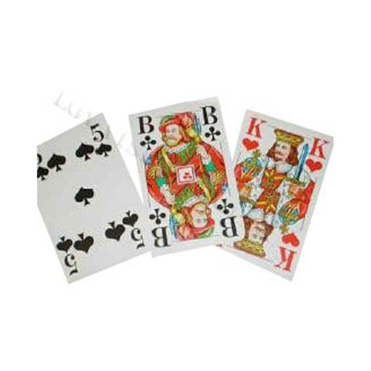 Senior Romme speelkaarten ST694631