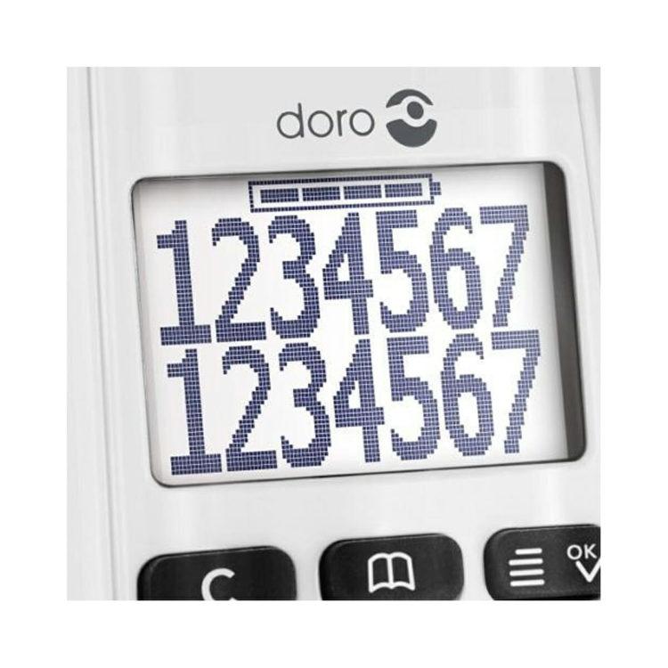 Doro 115 PhoneEasy DECT wit ST550037