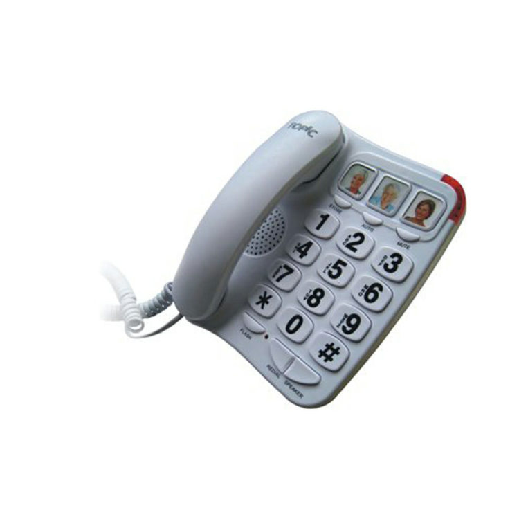 Topic Big button wit ST533579