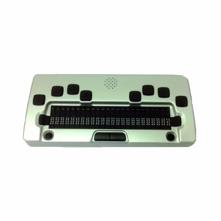Seika Mini Brailleleesregel - 24 cellen