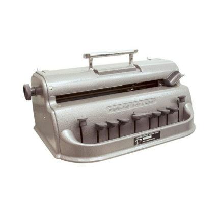 Perkins brailleschrijfmachine