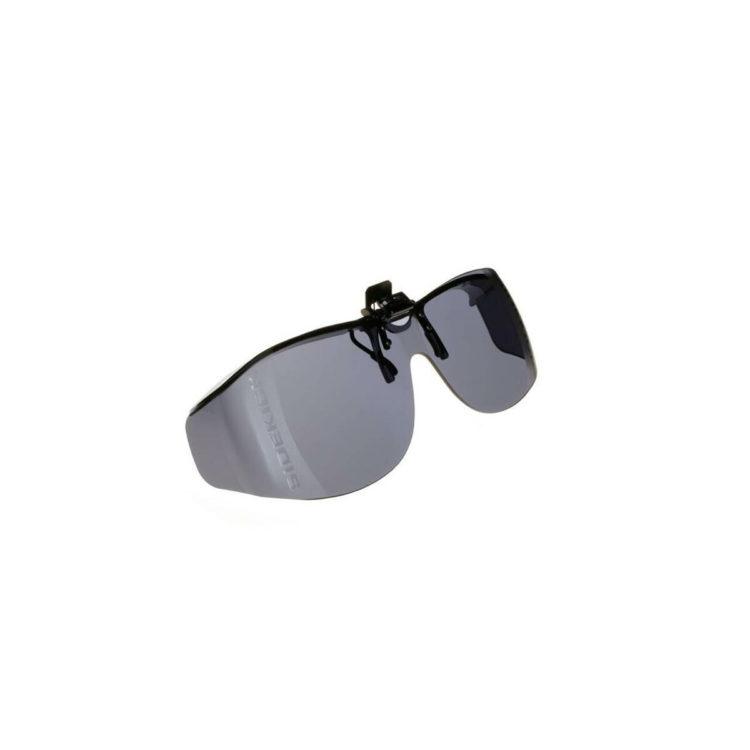 Cocoon voorzethanger filterbril grijs