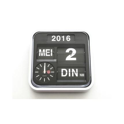 Nederlandse kalenderklok Low Vision Design ST644000