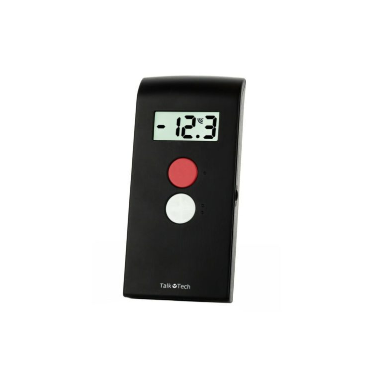 Sprekende thermometer